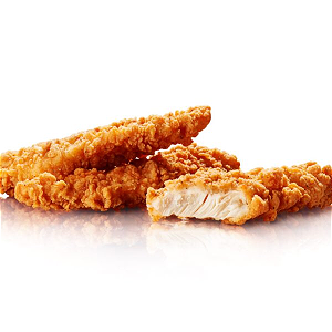 Foto Chicken strips 5 st.